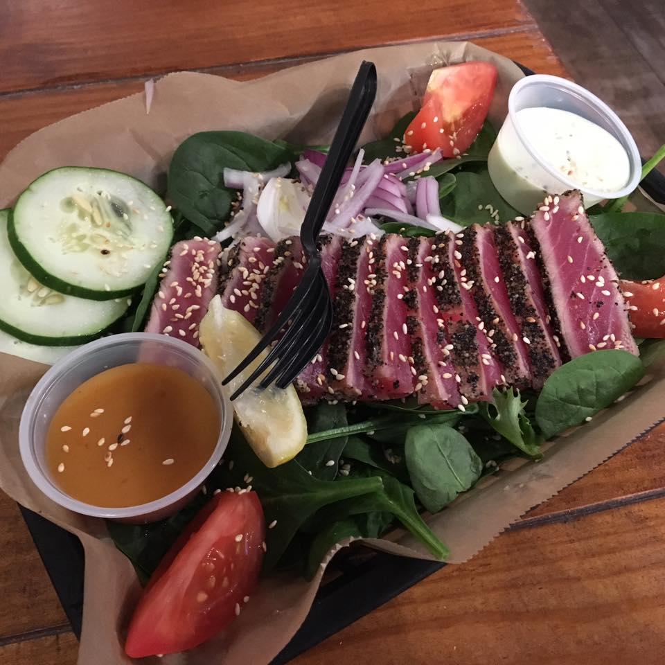 Ahi-Tuna-Salad